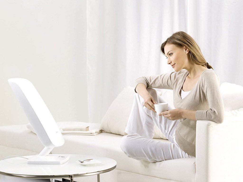 beurer lampe luminotherapie test